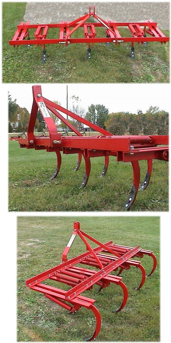 Vibra Shank Field Cultivator on Field Cultivator Replacement Parts