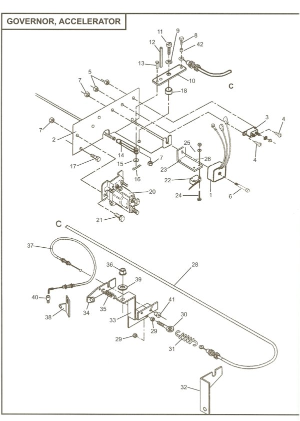 Columbia Parcar Wiring Diagram
